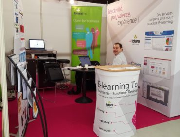 E-learning Touch' au iLearning Forum