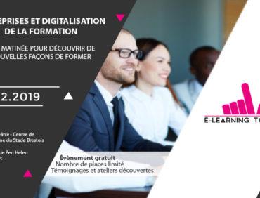 Évènement Brest : Entreprises et digitalisation de la formation