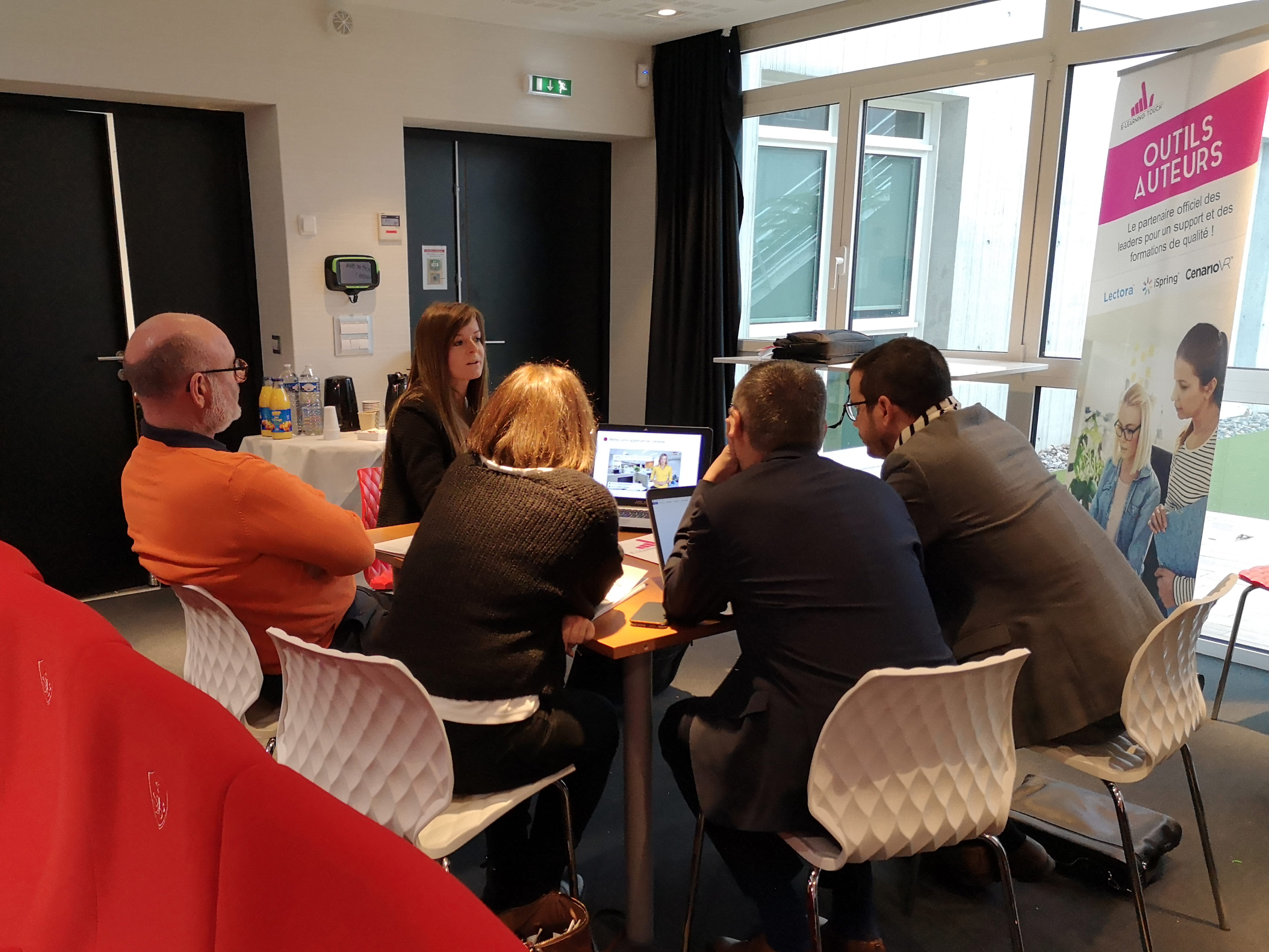 atelier ispring matinee digitale ELT