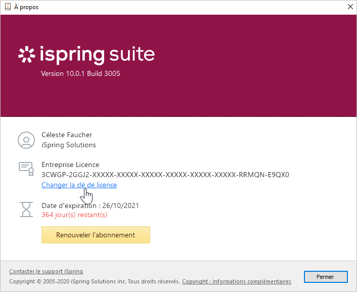 ispring_suite_changer_cle_licence