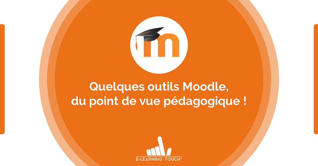 outils moodle pedagogiques