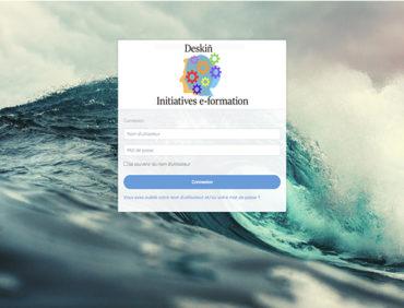 Retour d'expérience Initiatives Formation : Basculement vers une plateforme Moodle Touch'lite