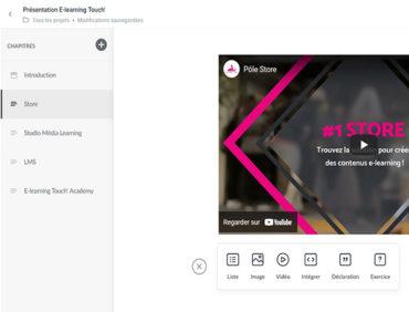 iSpring Space : Créez des formations attrayantes très rapidement, directement en ligne