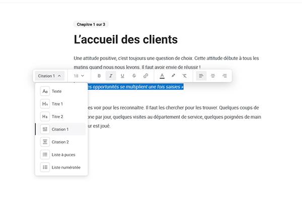 iSpring Suite Max : Son espace de création en ligne se dote d'une barre d'outils améliorée