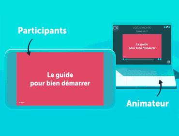 Opendo : Des nouveautés pour animer vos présentations professionnelles !